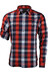High Colorado Vienna - Chemise manches longues - rouge